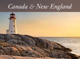Luxury Canada & New England Cruises – Seabourn Cruises