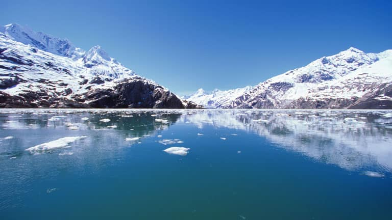 Glacier Bay -- Ultra-Luxury Cruises Seabourn